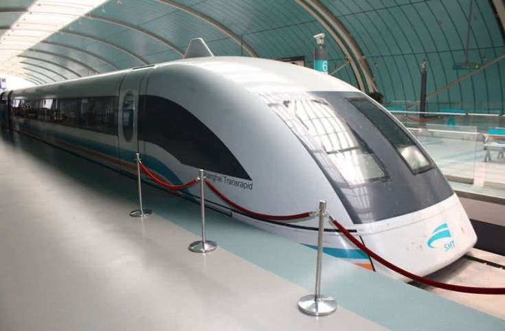Shanghai Maglev top 10 fastest train in the world just info check