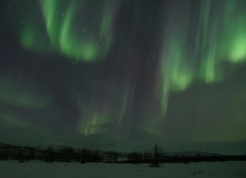Best Place See Northern Lights Sweden