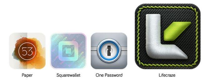 ikony mobilne na iOS 7