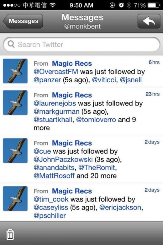 magicrecs 520x780 7 big, recent Twitter changes you should know about to optimize your tweeting