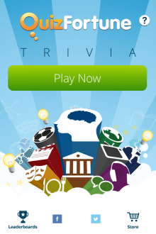 b 220x330 QuizFortune for iPhone brings individual gameplay to the social trivia app mix