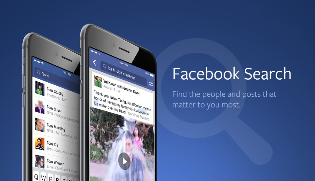 Facebook Graph Search Now On Mobile, Looks Up Any Post