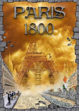 Portada de Paris 1800