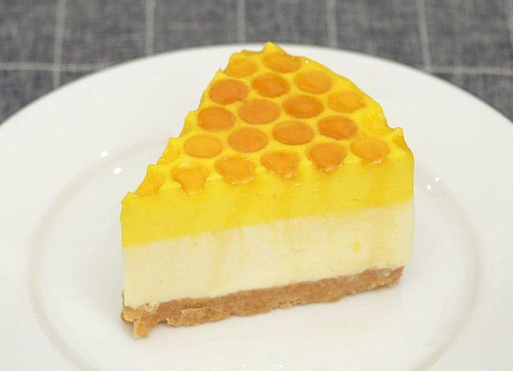 cheesecake miel naranja sinonimo elegancia pura equilibrio entre citrico dulce 1 - Este cheesecake de miel y naranja es sinónimo de elegancia pura. Un equilibrio entre cítrico y dulce