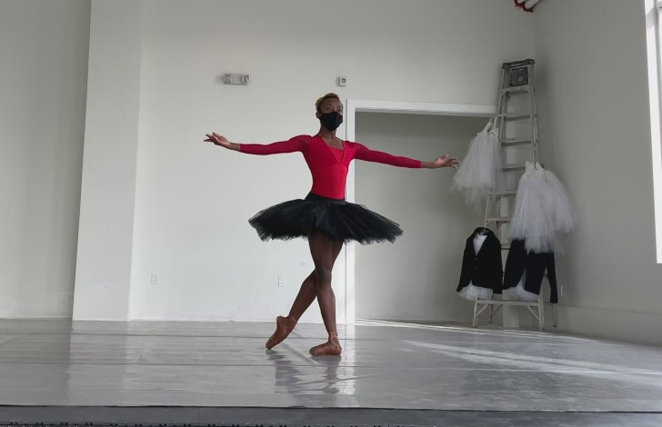 ballet 4 - Bailarín promesa del ballet desafía las normas de género en la danza. No le importan los prejuicios