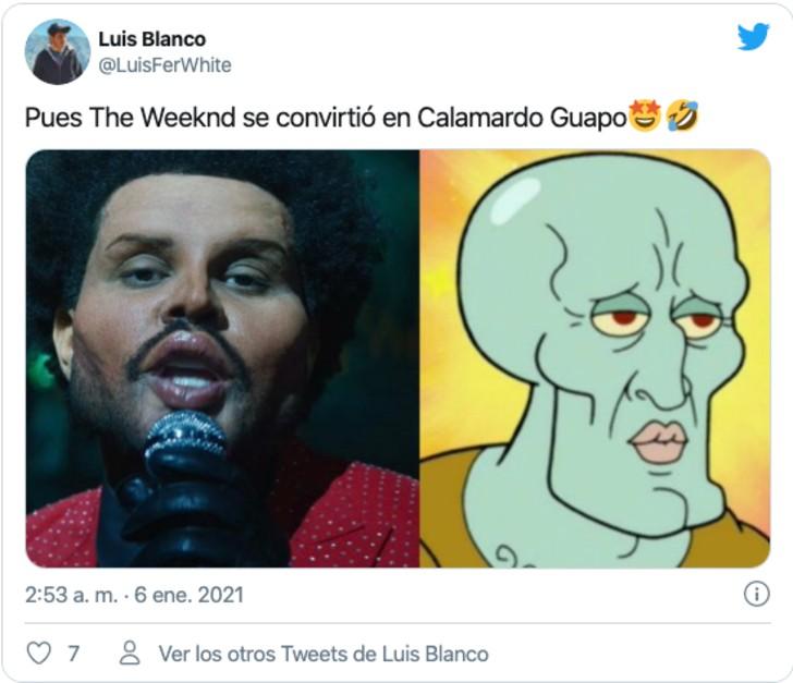 """the weeknd 2 - The Weeknd luce irreconocible en su nuevo videoclip. Sus """"retoques estéticos"""" causan revuelo"""