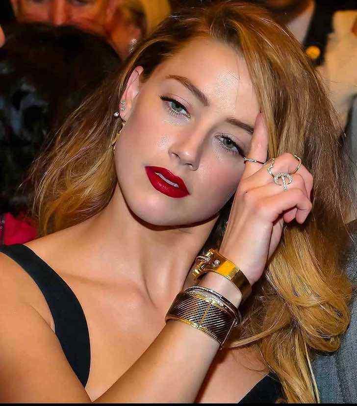 Amber Heard Star Wars0003 - Amber Heard podría volverse parte del universo Star Wars. Todos quieren trabajar con la actriz