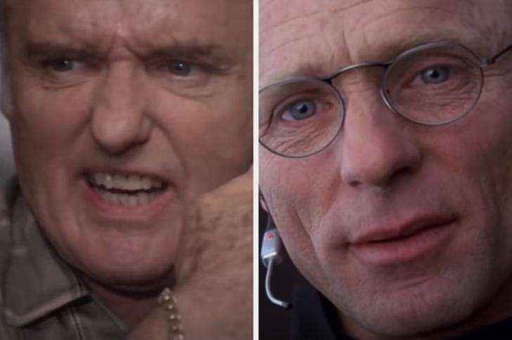 9 12 - 11 famosos de Hollywood que fueron despedidos en medio de un filme. Uno fue por olvidar sus líneas