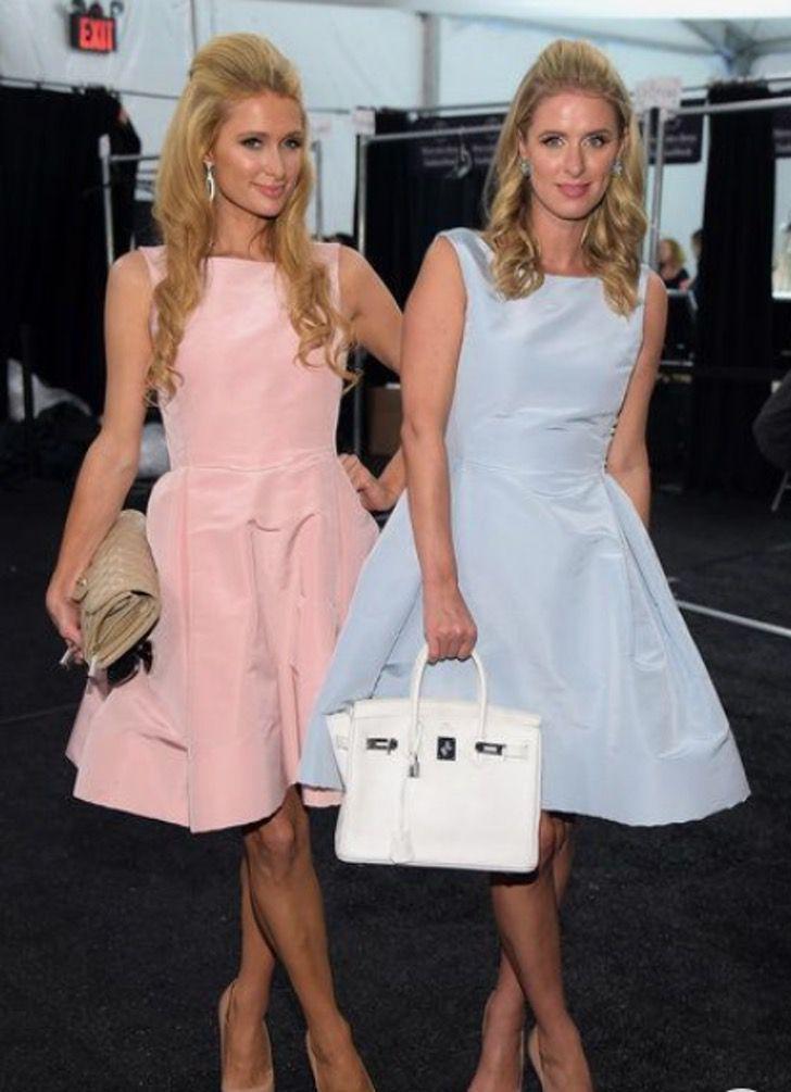hermanas combinan atuendo1 - 12 fotos de hermanas famosas combinando sus atuendos. Kendall y Kylie parecen gemelas