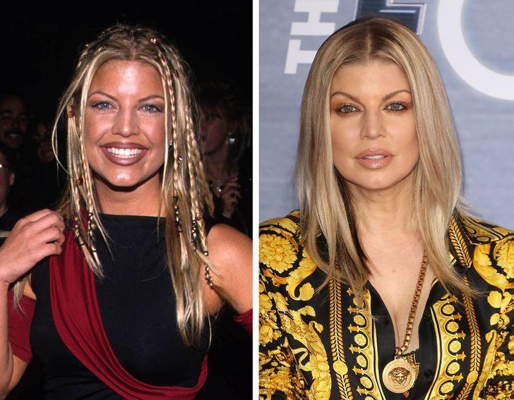 11 3 - 17 famosos que prueban que no hay nada de malo en envejecer. Charlize Theron luce aún más guapa