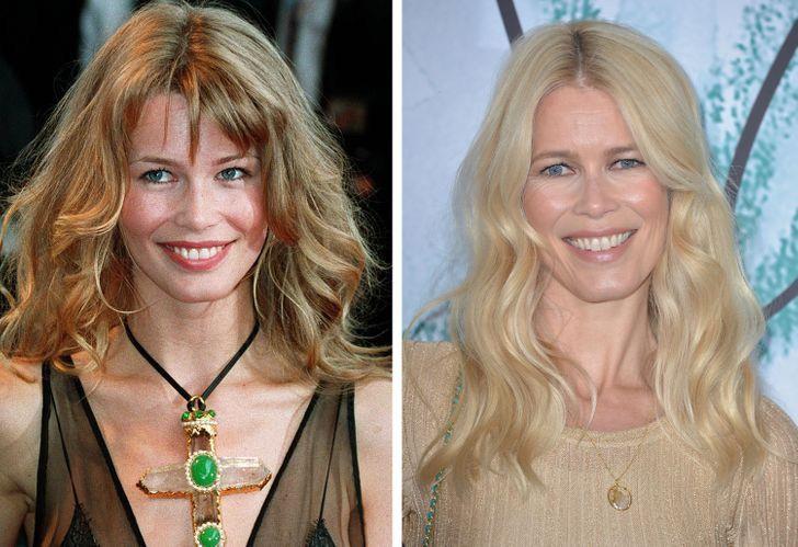 13 3 - 17 famosos que prueban que no hay nada de malo en envejecer. Charlize Theron luce aún más guapa