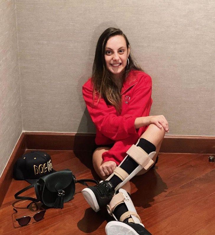 Captura de Pantalla 2021 07 19 a las 16.40.52 - La sacaron del colegio por tener parálisis cerebral y ahora estudia leyes. Ayudará a otros como ella