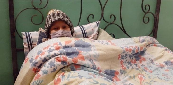 maria leticia zapata en una   tqu7MqIuv 1256x620  1 - Esta mujer aseguró padecer un cáncer, pidió dinero en redes sociales y luego escapó en Argentina