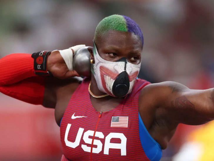 """Captura de Pantalla 2021 08 04 a las 17.53.57 - """"Siempre te amaré"""": Mamá de atleta murió días después de que ganara una medalla de oro en los JJOO"""