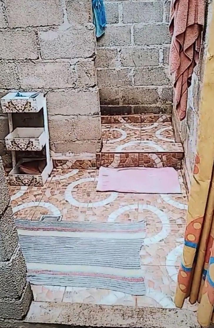 """Captura de Pantalla 2021 08 09 a las 18.42.40 - Madre muestra con orgullo vivienda de lámina que construyó ella misma: """"No hay casa fea ni humilde"""""""