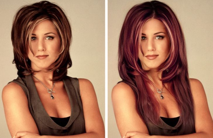 famosas tendencias belleza2 - Así se verían 15 mujeres famosas si hubiesen cambiado sus peinados por algo más moderno