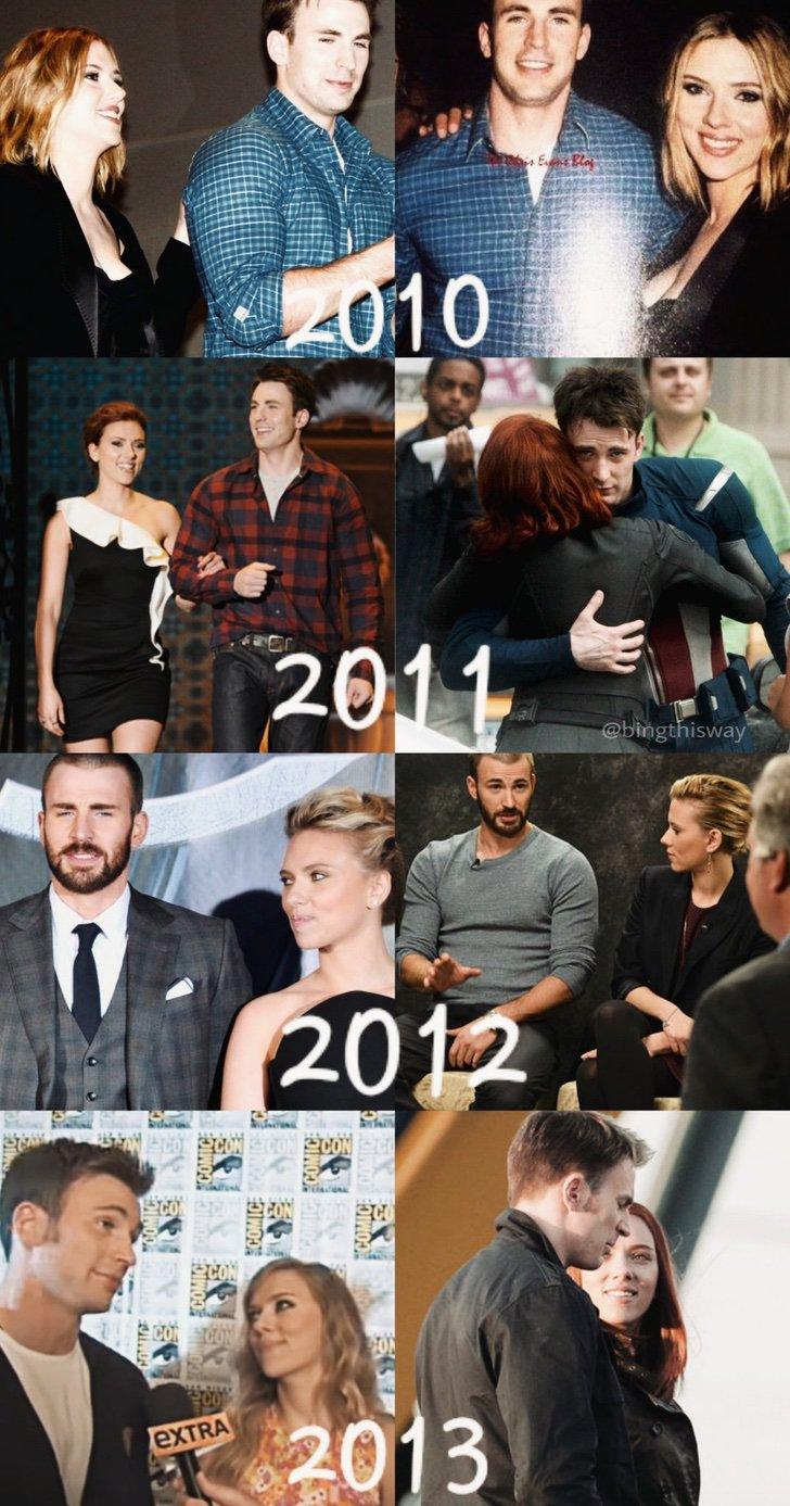 famosos amistad16 - 19 fotos de famosos que prueban que en Hollywood también existe la verdadera amistad
