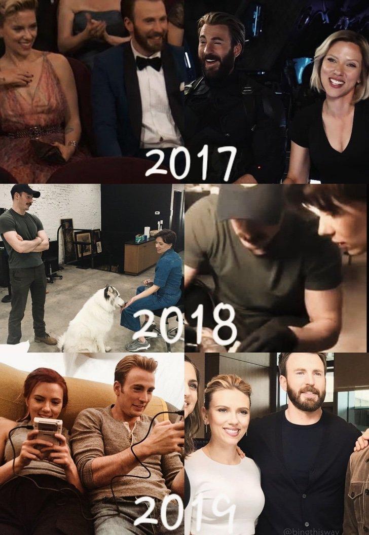 famosos amistad18 - 19 fotos de famosos que prueban que en Hollywood también existe la verdadera amistad