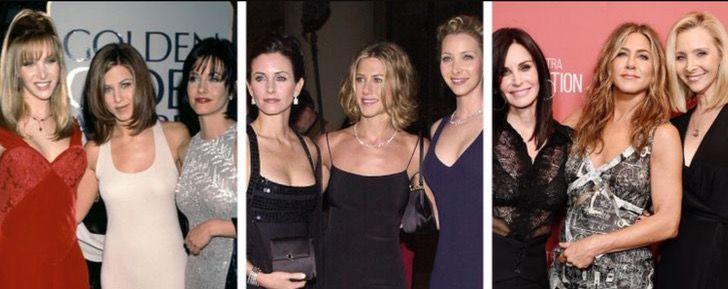 famosos amistad9 - 19 fotos de famosos que prueban que en Hollywood también existe la verdadera amistad