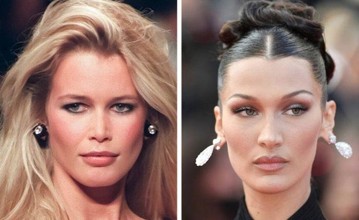 famosos antguos actuales9 - 13 fotos comparan a los famosos antiguos y a las celebridades actuales a la misma edad