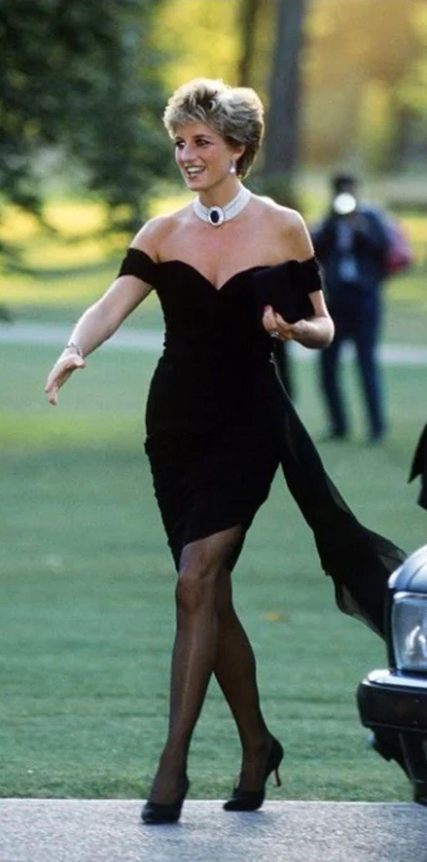 lady di princesa 4 - 20 elegantes atuendos con los que la princesa Diana se vio como una auténtica princesa