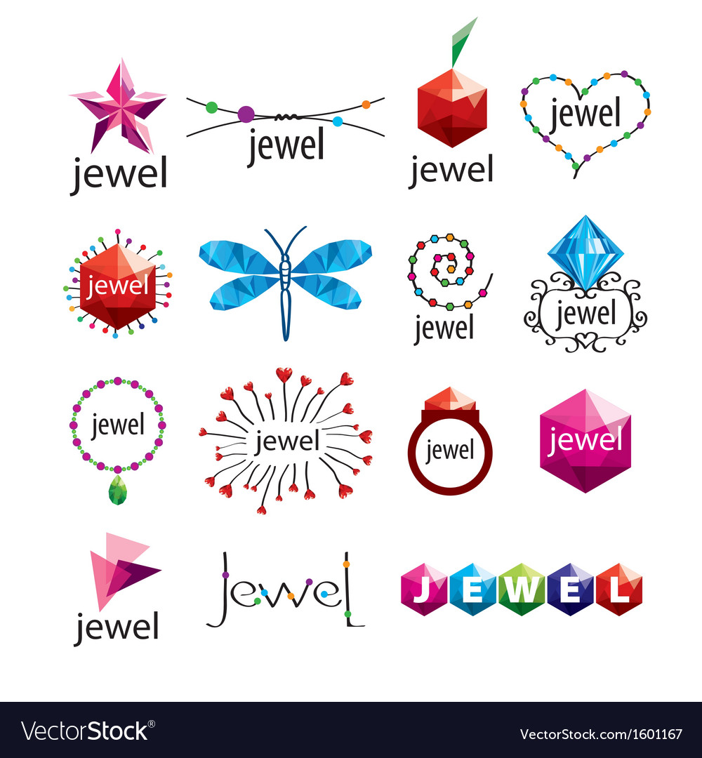 Jewelry Logo Vector Free Style Guru Fashion Glitz
