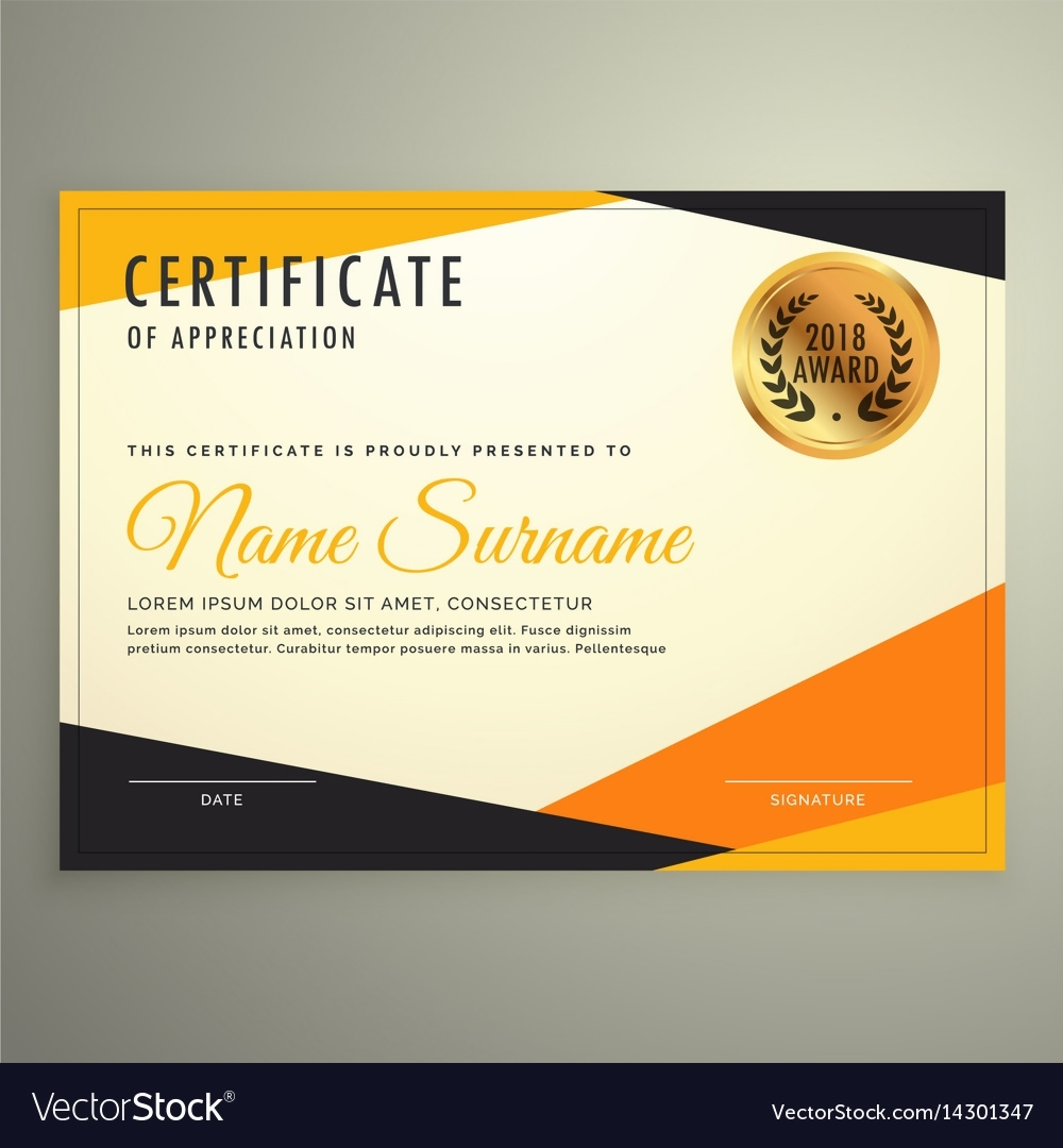 images for modern certificate design template