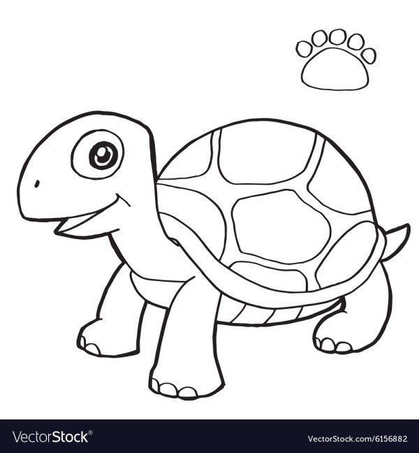 coloring pages turtle # 33