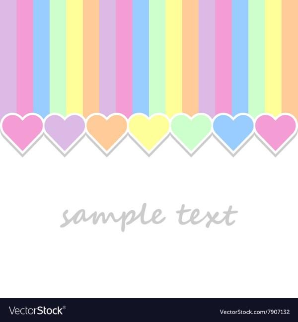 hearts colors # 25