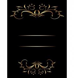 royal invitation card vector images