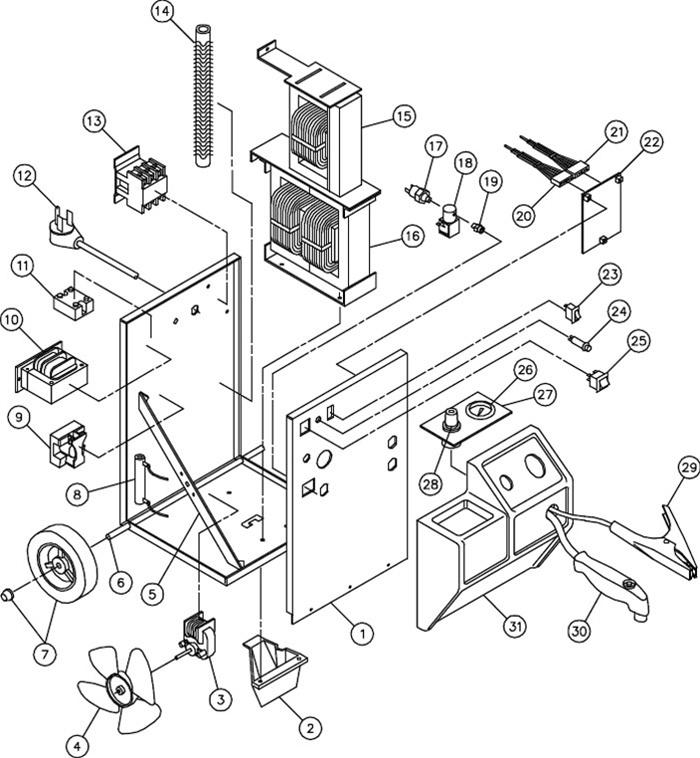 Diagram Machine Plasma Cutting
