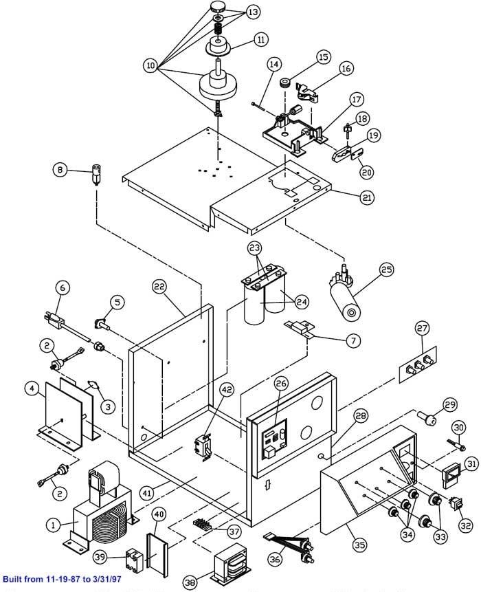Welder Diagram Lincoln Performer Ranger Wiring