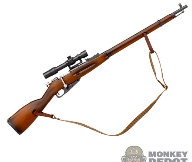 Rifle Alert Line Mosin Nagant Sniper Rifle