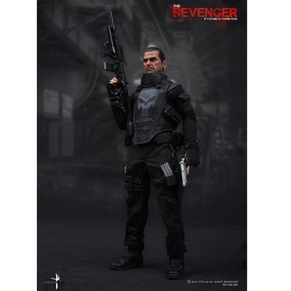 Monkey Depot Uniform Set Virtual Toys The Revenger Vm009