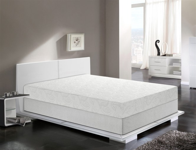 Charisma Mattress W Gel Infused Memory Foam By Primo International 8 Inch