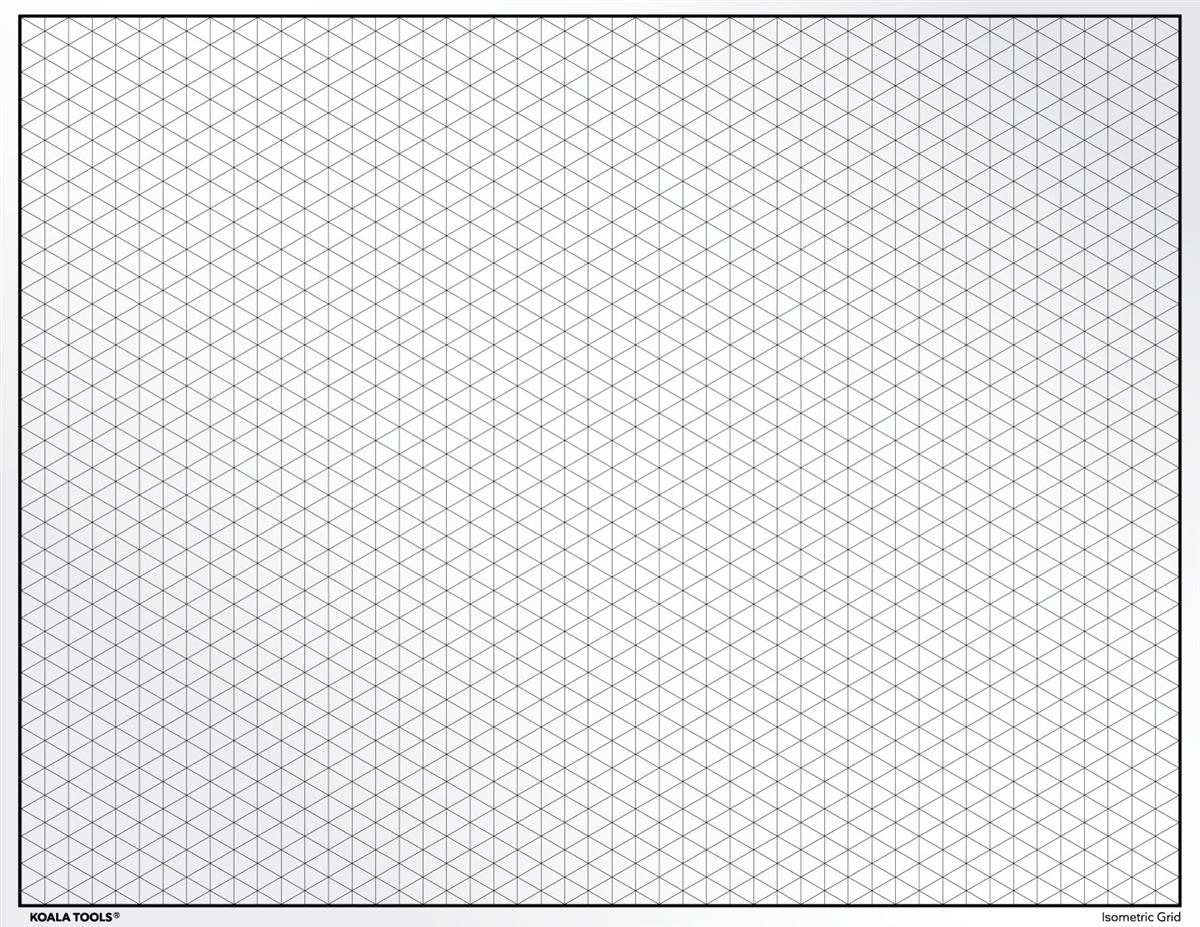 Printable Isometric Graph Paper That Are Modest