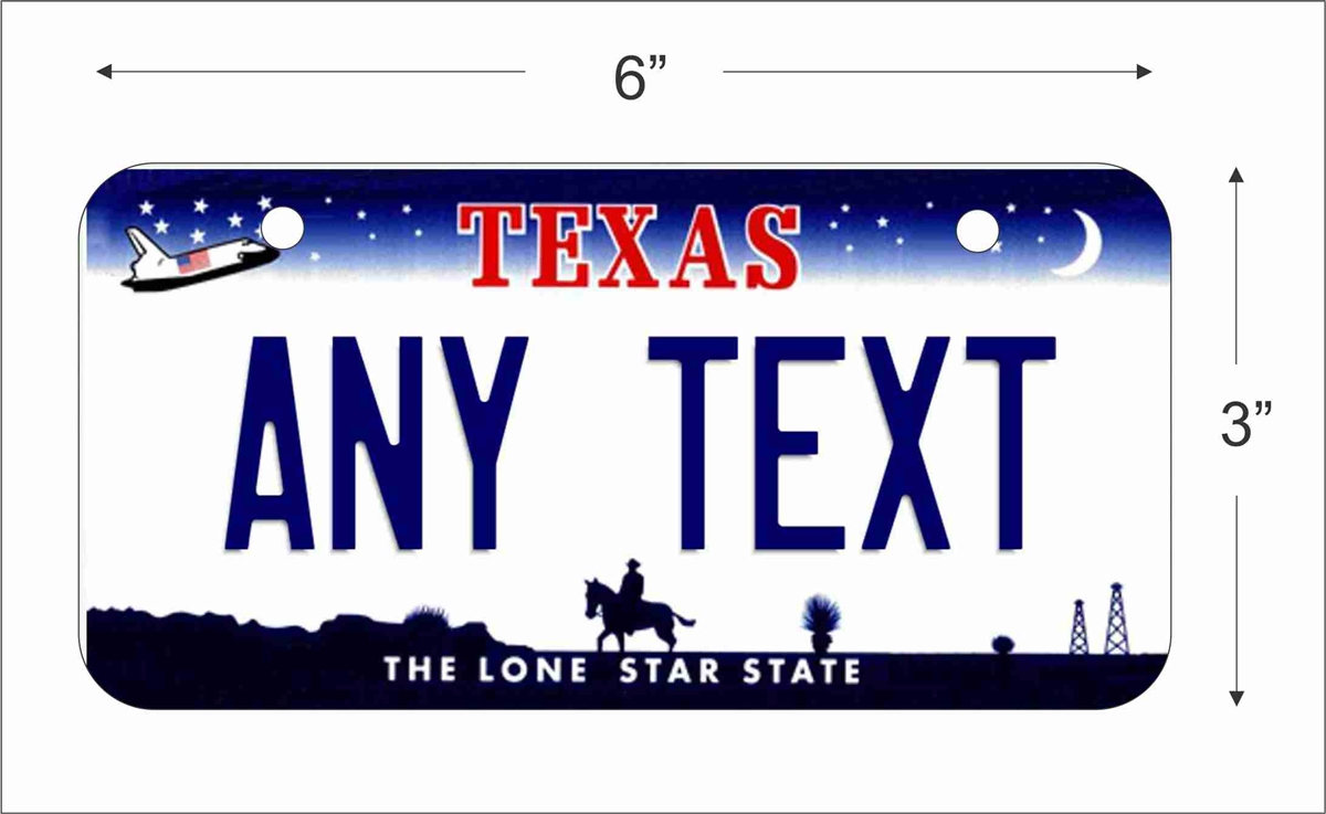 Personalized License Plate Availability