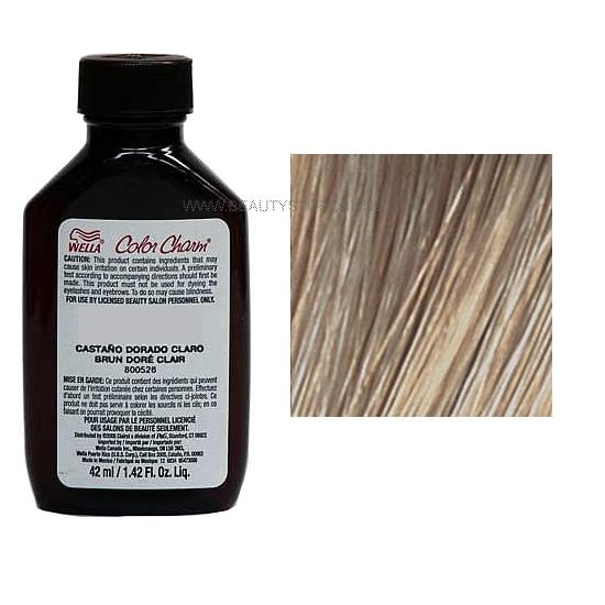 Wella Color Charm Liquid 7A672 Medium Smokey Ash Blonde