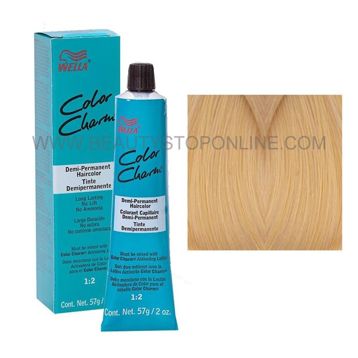 Wella Demi Permanent Hair Color Reviews Zeenla