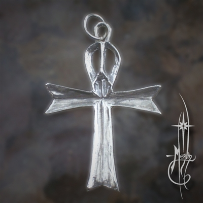 Merlin's Ankh of Peace