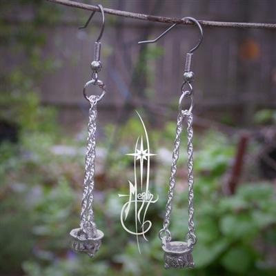The Cauldron Earrings