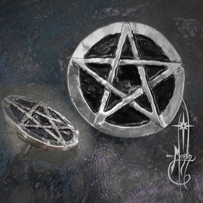 Pagan Clergy Pin