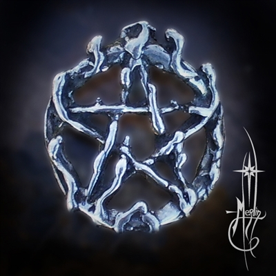 The Pentacle of Fire Amulet
