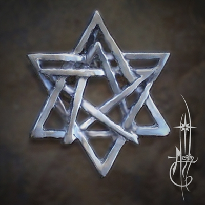 The Balanced Star Amulet