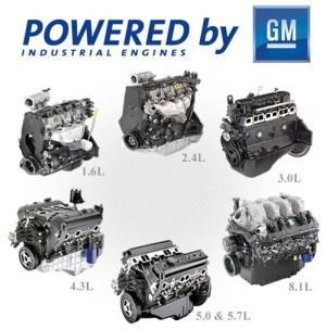 GM Industrial Engines | GM Parts | Diagram | OEM | Genuine