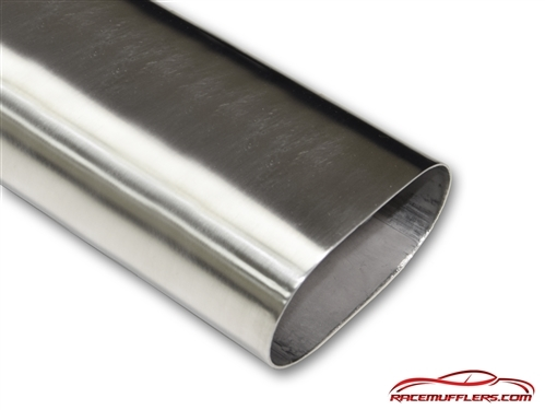 3 1 2 304 stainless oval exhaust tubing american made price per foot