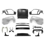 Coupe To Fastback Conversion Kit 1968