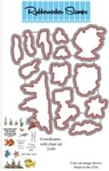 Rubbernecker Stamps Blog 3109D-1