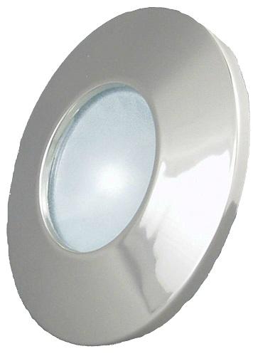 gustafson am4015 rv interior halogen light satin nickel