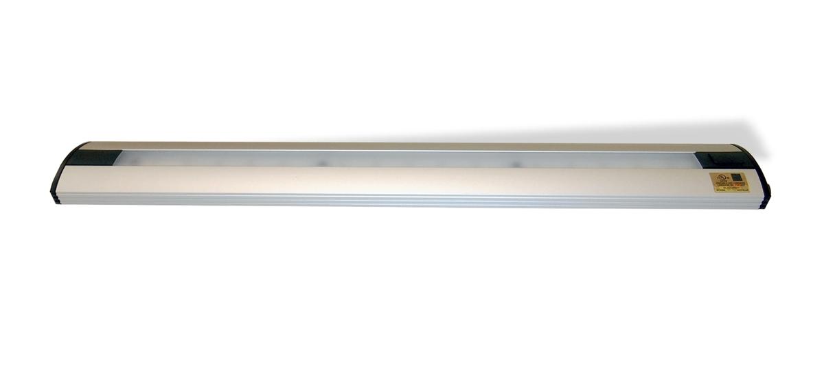 task light led 24 undercabinet silver